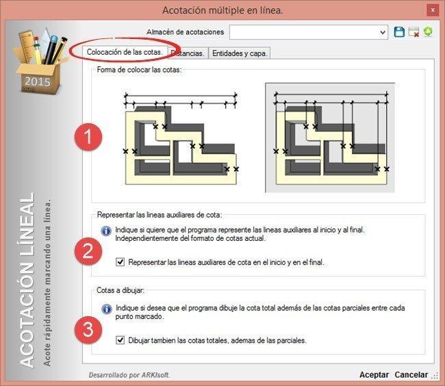 La Forma Más Rápida Y Fácil De Acotar En Autocad Blog De Arkisoft Arkisoft Soluciones S L